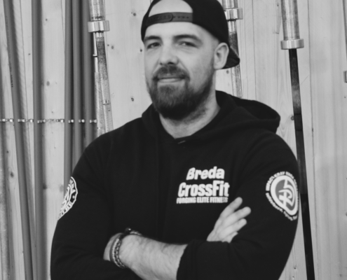 Colin CrossFit, Weightlifting en Strength Instructeur te Breda bij Impact Sports Academy te Breda. Breda CrossFit, Breda Weightlifting, Breda Strength training.