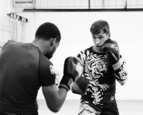 Reinier de Ridder MMA instructeur bij Impact Sports Academy te Breda powered by Combat Brothers