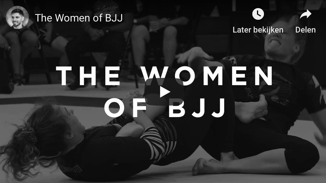Women Only BJJ bij Impact Sports Academy powered by Combat Brothers youtube video