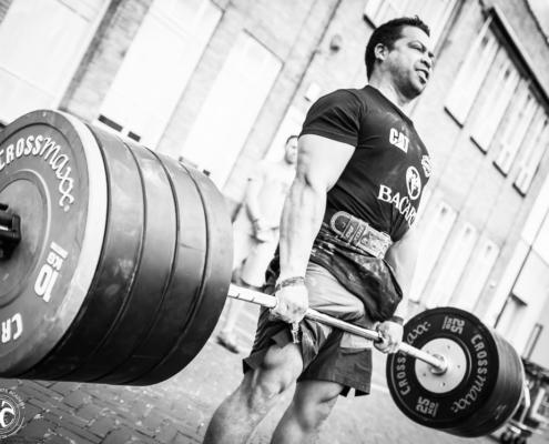 CrossFit Strength bij Impact Sports Academy te Breda ISA CrossFit