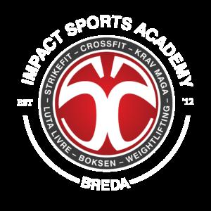 Logo Impact Sports Academy te Breda