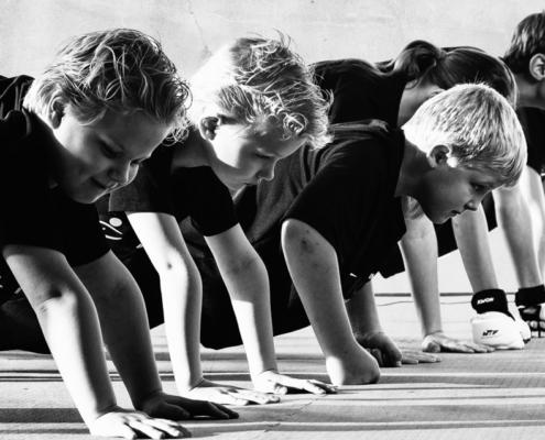 Kids en Teens Krav Maga en CrossFit bij Impact Sports Academy te Breda