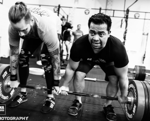 CrossFit Strength bij Impact Sports Academy te Breda