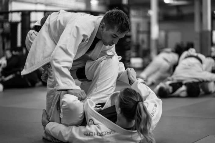 BJJ bij Impact Sports Academy te Breda powered By Combat Brothers