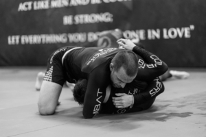 Grappling bij Impact Sports Academy. Powered by Combat Brothers
