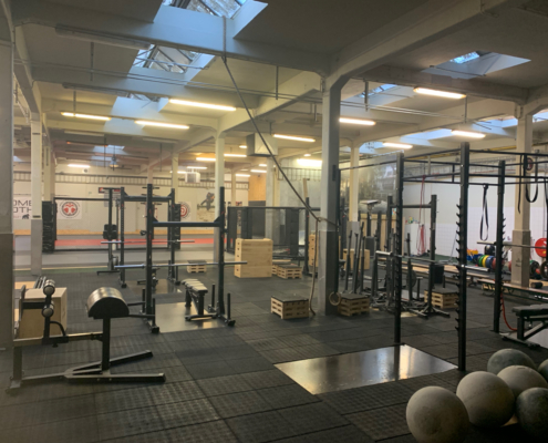Open Gym fitness bij Impact Sports Academy te Breda