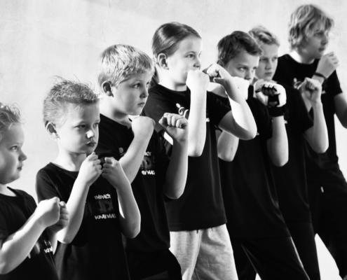Teens en Kids Krav Maga bij Impact Sports Academy te Breda