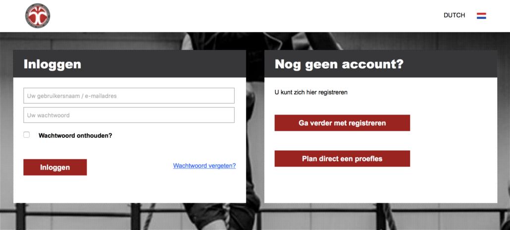 Proefles Impact Sports Academy te Breda
