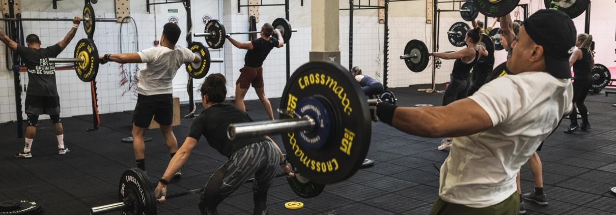 CrossFit Breda CrossFit Impact Sports Academy te Breda