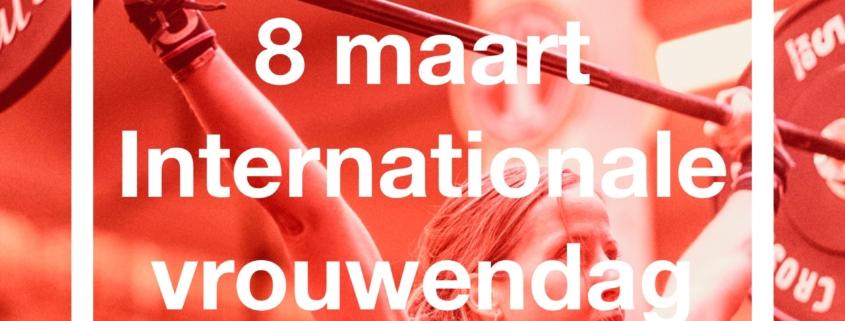 Internationale vrouwendag 8 maart