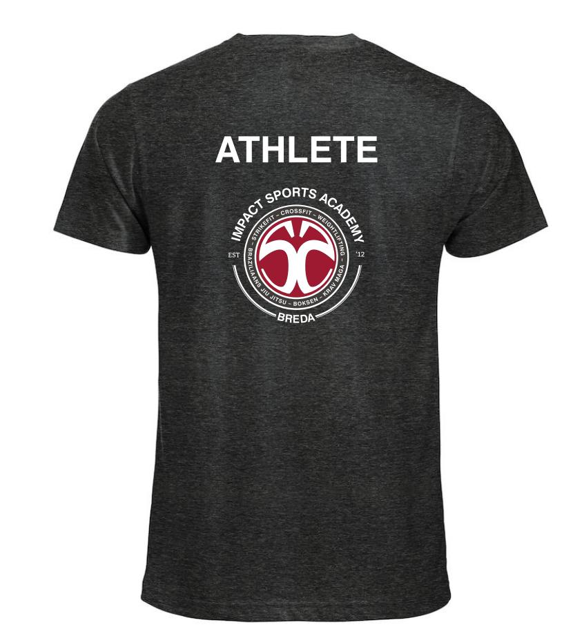 Standaard Impact Athlete shirt achterzijde