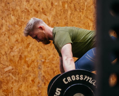 CrossFit Weightlifting bij Impact Sports Academy te Breda