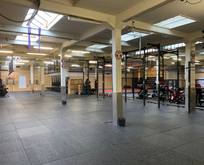 Gym Impact Sports Academy / ISA CrossFit / Combat Brothers