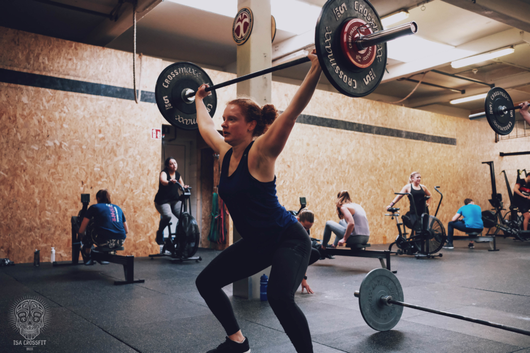 CrossFit bij Impact Sports Academy te Breda