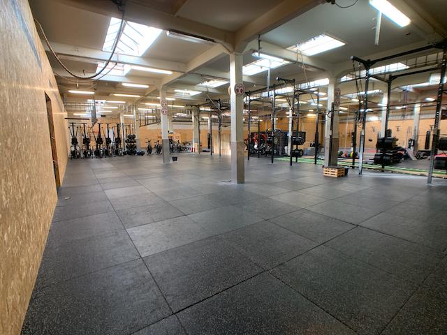 CrossFit vloer