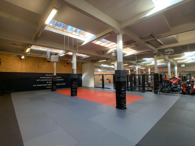 Vechtsportmat Braziliaans Jiu Jitsu, Grappling en MMA