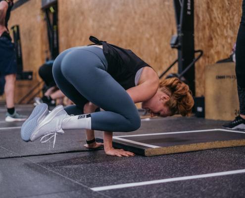 CrossFit Gymnastics bij Impact Sports Academy te Breda