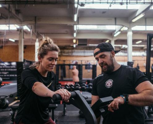 Personal training bij Impact Sports Academy te Breda