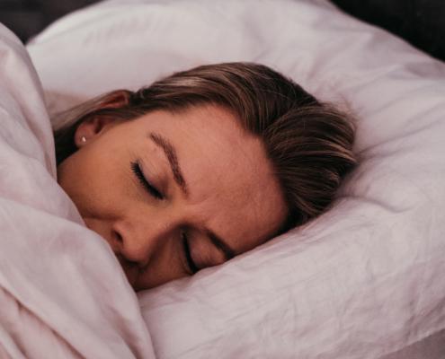 Slapen en herstellen: personal training bij Impact Sports Academy te Breda