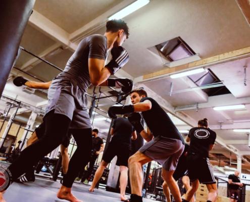Boksen bij Impact Sports Academy te Breda
