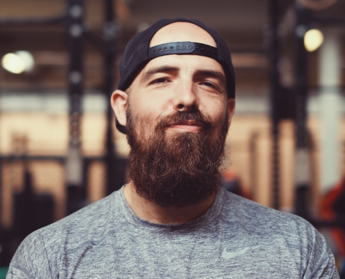 Impact Sports Academy CrossFit headcoach Colin