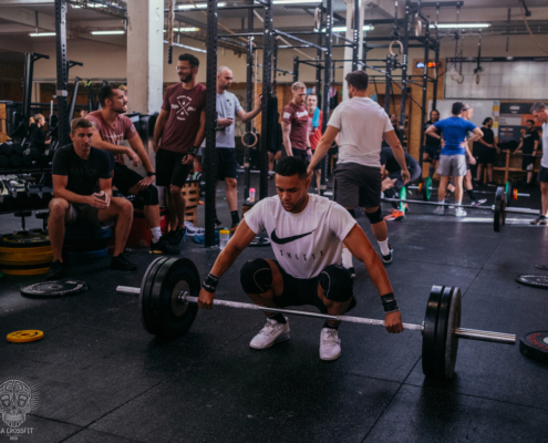 ISA CrossFit bij Impact Sports Academy te Breda
